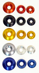 WildKart Aluminum Conical Washer