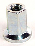 6./9. Yamaha Head Nut with Flange