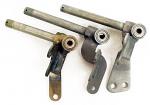 CKS Quicksilver Front Brake Spindle Left Hand
