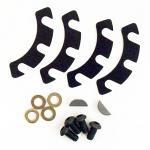 Hegar Front Caliper Shim Kit