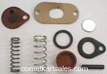 Hurst Airheart Master Cylinder Repair Kit, Complete