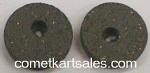 Hurst Airheart 175 Brake Pads, Hard 3010-9002
