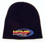 NCMP Beanie Black - NCMP Logo