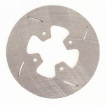 MCP 775 Slotted Rear Disc, Large OD