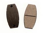 MCP 1383BN Rear Brake Pad Black