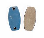 MCP 1383LN Blue Rear Brake Pads