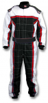 K1 Two Tone Nylon Racing Suit