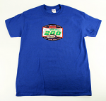 New! 2014 Official Robopong 200 T-Shirt, Blue