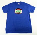2014 Official Robopong 200 T-Shirt, Blue