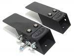 PKT Pedal Heel Risers with Pedal Mounting Pin