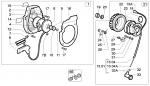 24. (NORM-024) K80 Retaining Ring for Starter Spring