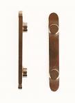 0057.E0 OTK Two Peg Key for 50mm OTK Axle