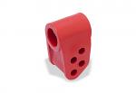 H. 0086.B0 Tony Kart OTK Nylon Support for Steering Column 20mm