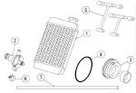 PRD-9182 Radiator Vibration Isolators (4 Pack)*