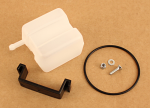 KG Small Overflow Tank with Complete Mounting Kit