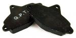 CO.8022B CRG Ven96 Front Cast Brake Caliper Pads