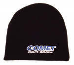 Comet Kart Sales Text Logo Beanie Hat