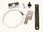 RLV Standard Exhaust Cradle Kit with Bracket & Clamps