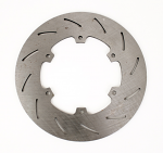 MCP 7128.2 Slotted Brake Disc for 6 Bolt Pattern Brake Hub