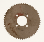 #469 60 tooth #35 Steel, One Piece Sprocket
