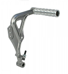 DPE-KP01AC Arrow Aluminum X1 Brake Pedal Complete