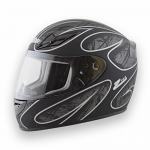 Zamp FS-8 Graphics Helmet, Snell M2015