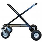 Streeter Big Foot Kart Stand, Powder Coated
