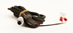 Mychron 12 Volt Power Cable for Expansion Strip or IR Tire Sensor Kit, Two Pin