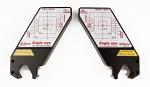 Close Out! Eagle Eye Clubman Laser Front End Alignment Gauge, Adjustable