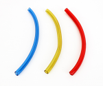 """Colored Fuel Line 1/4"""" ID"""