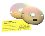 Toe Plate Wheel Alignment Disc - US Pattern