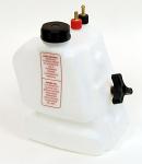 KG 3.5 Liter Plastic Fuel Tank with Antislosh Shelf