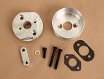 Walbro WA55 Junior Carb Manifold Kit with Air Filter Adapter Cup