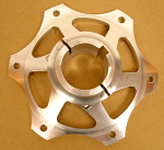 CKS Billet European Aluminum Sprocket Hub