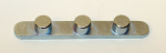 Arrow Three Peg Axle Key for 50mm Axle