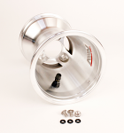 "AMV 180mm x 5"" Cast Aluminum Spoke Wheel, Bolt In Hub Style"