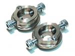 Adjustable Camber / Caster Upper Pill for 8mm Kingpin Bolt, Pair