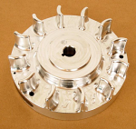 6626 ARC Predator Billet Aluminum Flywheel