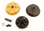 L&T Wet Clutch 1 Disc 4 Spring