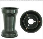 "6. AFS.00944 CRG 180mmx5"" Magnesium Wheel Metric Pattern with Beadlocks"