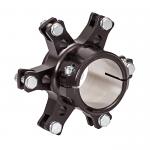 K727F-N Righetti Ridolphi Floating Brake Disc Hub, Black, 50mm