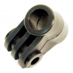 "Margay Brava Plastic OEM Steering Block 3/4"""