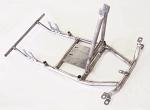 Unpainted Barstool Frame