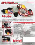Birel RY30 Senior/Junior Kart