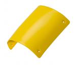 B3. 0302.G02 OTK Tony Kart Yellow Plastic Number Panel for M7/M8 OTK Driver Panel