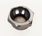 DPE-KKP8BG Arrow OEM Gunmetal Aluminum Adjuster Pill, 10mm
