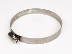 "Hose Clamp 3""-4"", Great for Can Exhaust Bolts"