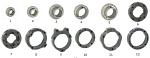 3. 40x80mm CRG Axle Bearing