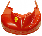 Out of Stock - G-Man Adult Offset 3-Piece Plastic Body Kit for Oval Karts