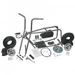 "3540 Mini Bike Kit with 5"" Aluminum Wheels"